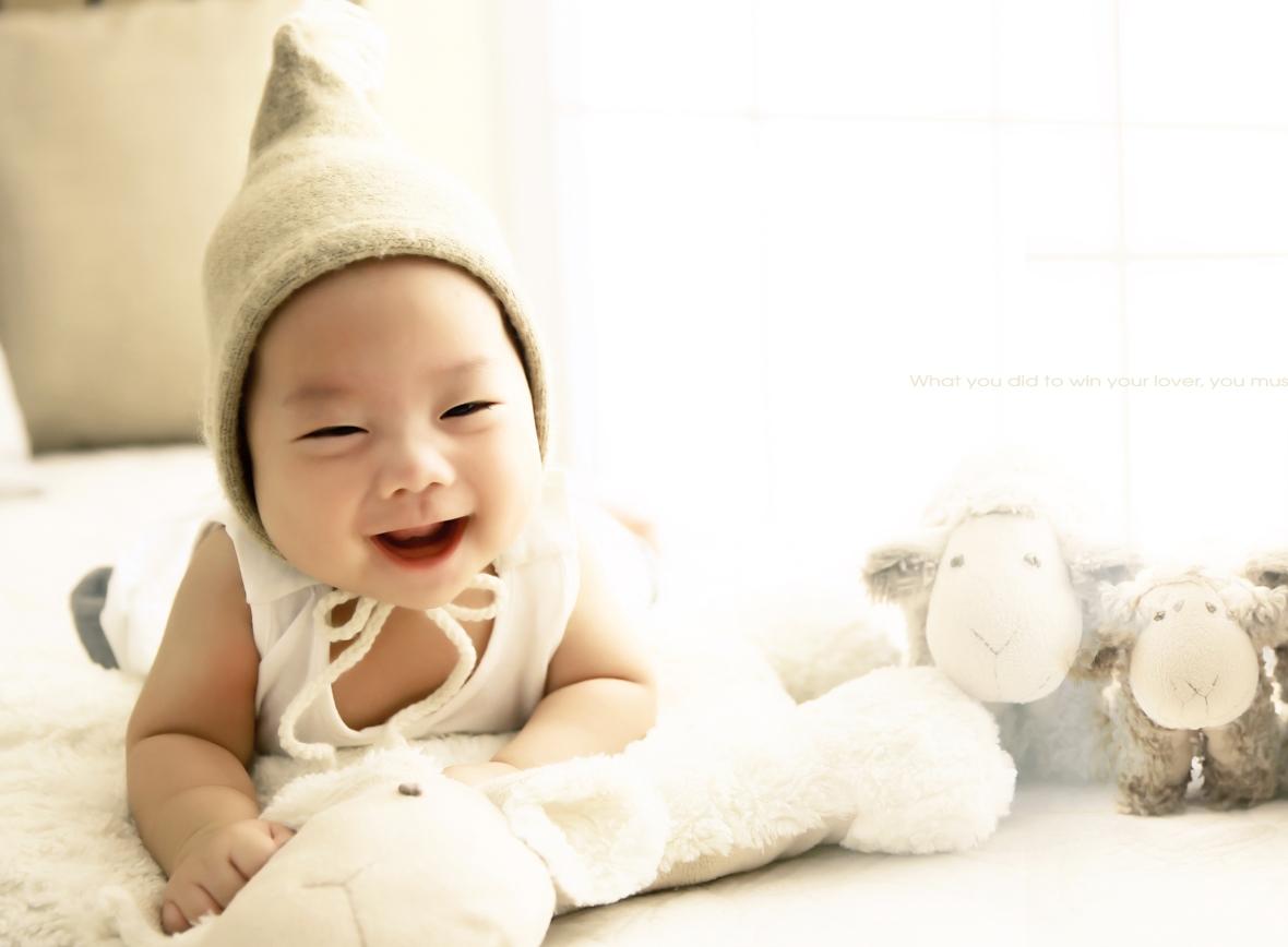 宝宝摄影, 宝宝照